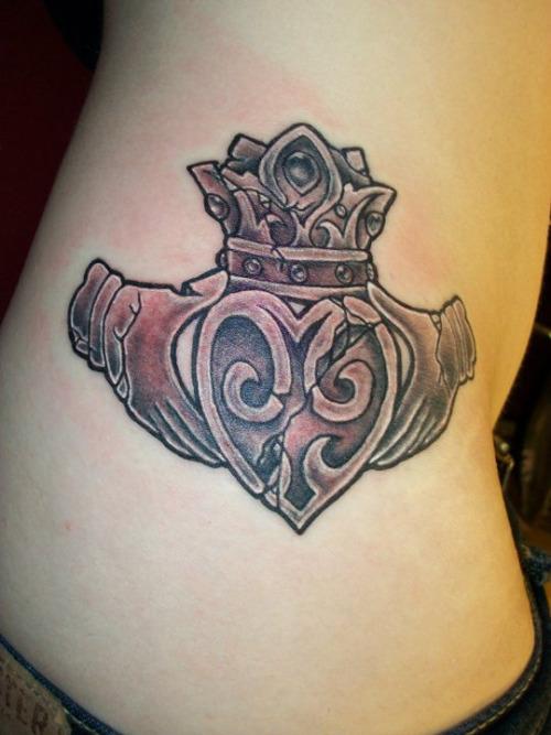 claddagh tattoos photo - 14