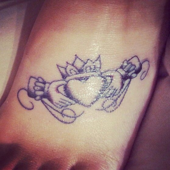claddagh tattoos photo - 18