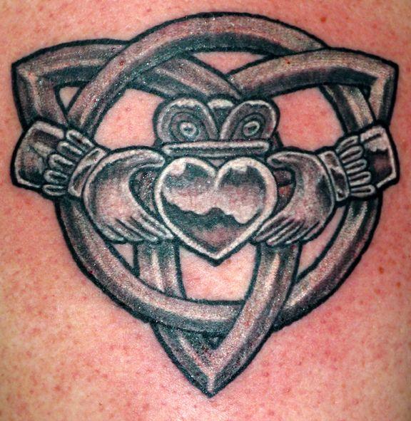 claddagh tattoos photo - 2