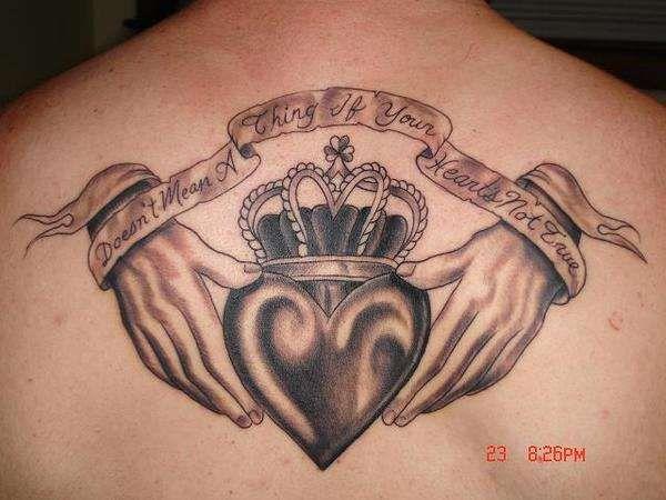 claddagh tattoos photo - 20