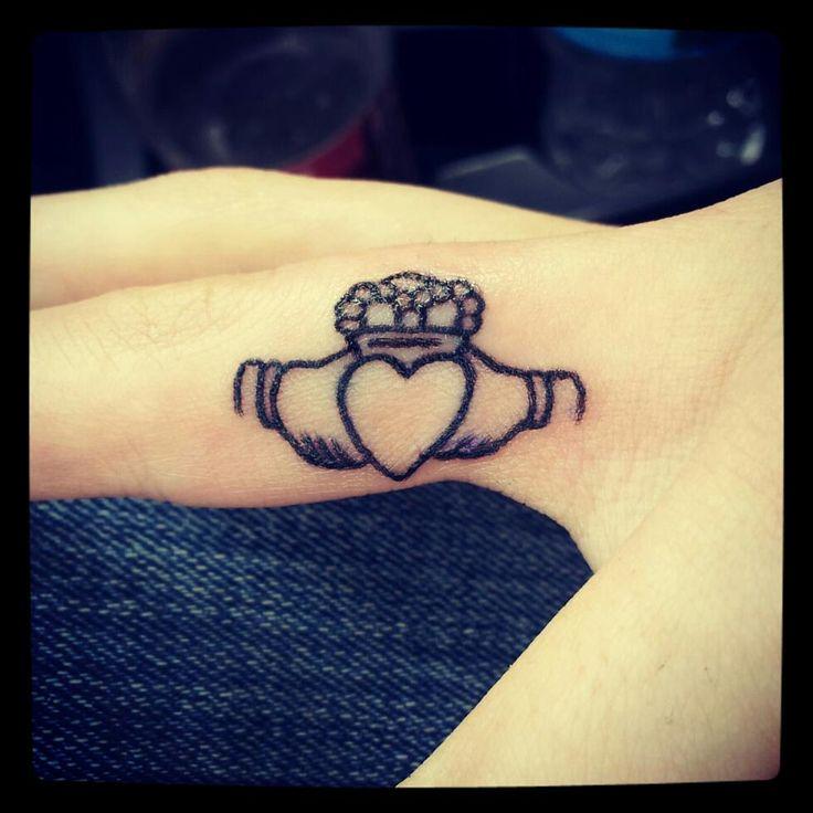 claddagh tattoos photo - 21
