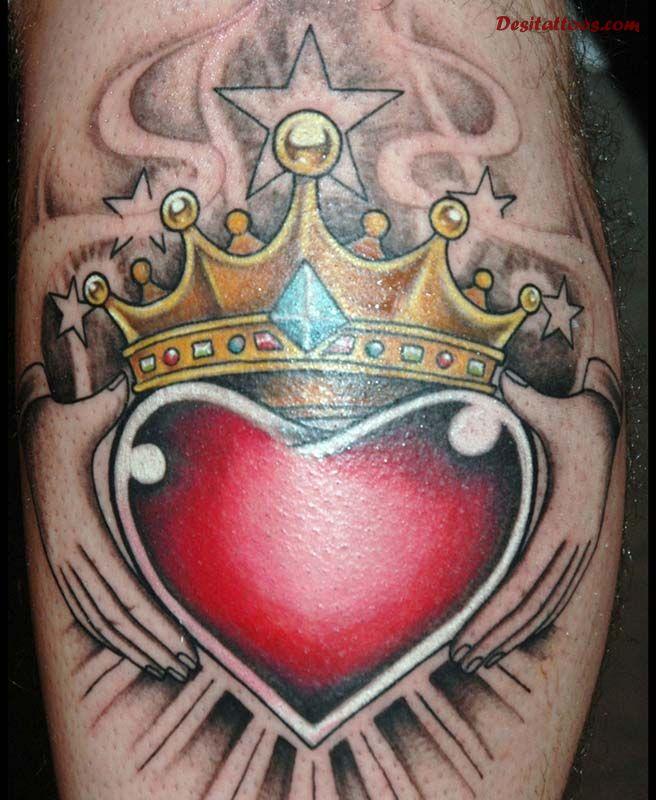 claddagh tattoos photo - 22