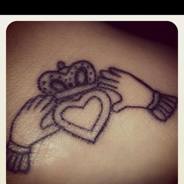 claddagh tattoos photo - 23