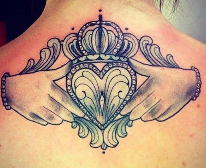 claddagh tattoos photo - 25