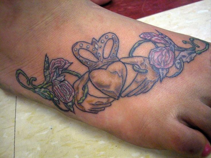 claddagh tattoos photo - 27