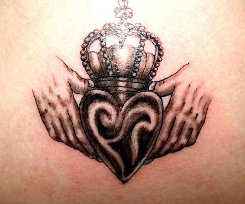 claddagh tattoos photo - 28