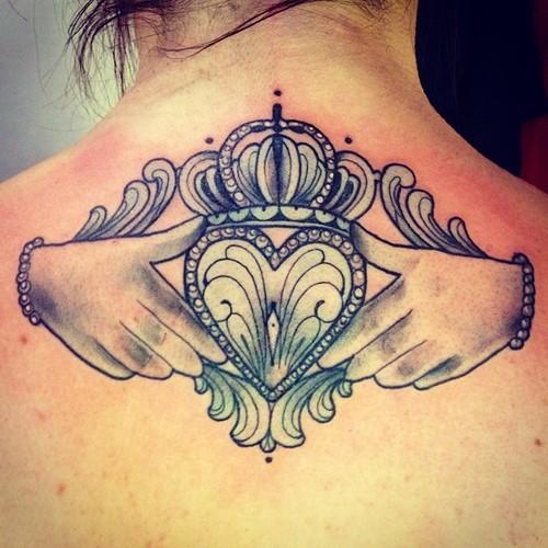 claddagh tattoos photo - 3