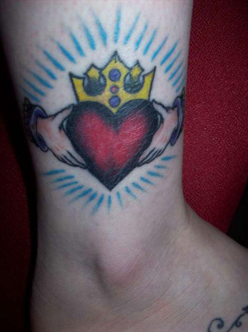 claddagh tattoos photo - 33