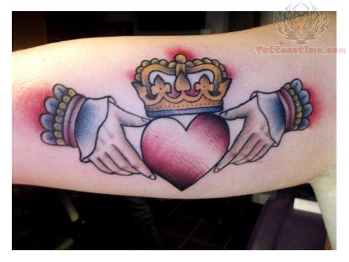 claddagh tattoos photo - 35