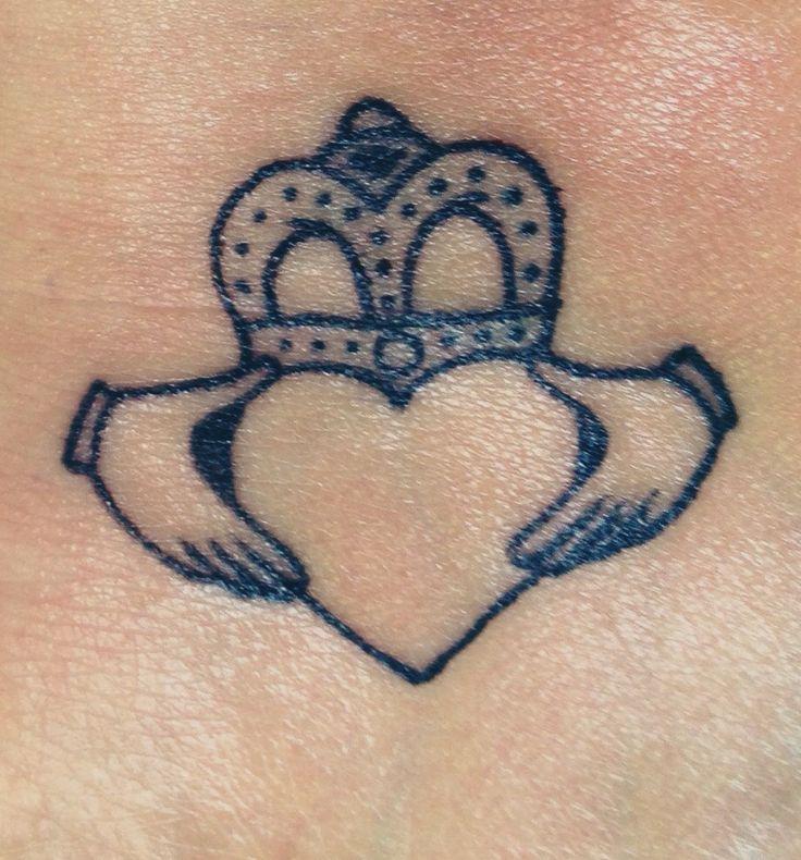 claddagh tattoos photo - 4