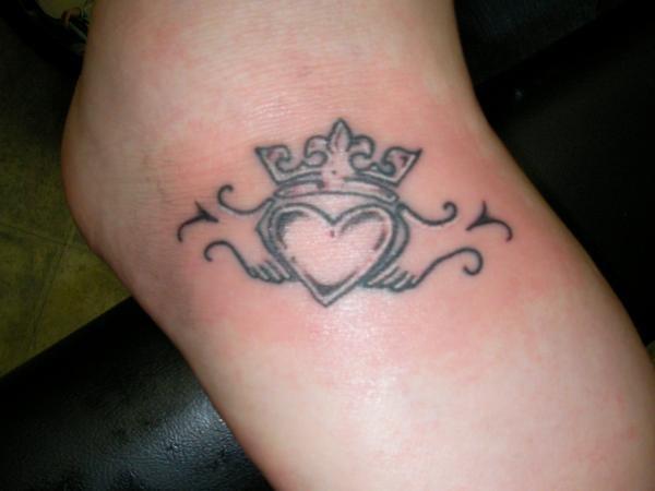 claddagh tattoos photo - 7