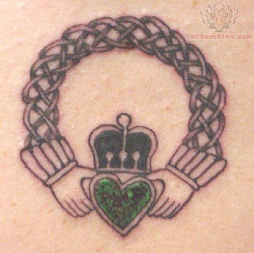 claddagh tattoos photo - 9
