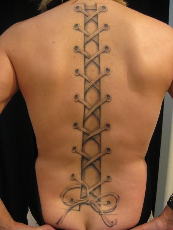 corset tattoos photo - 3
