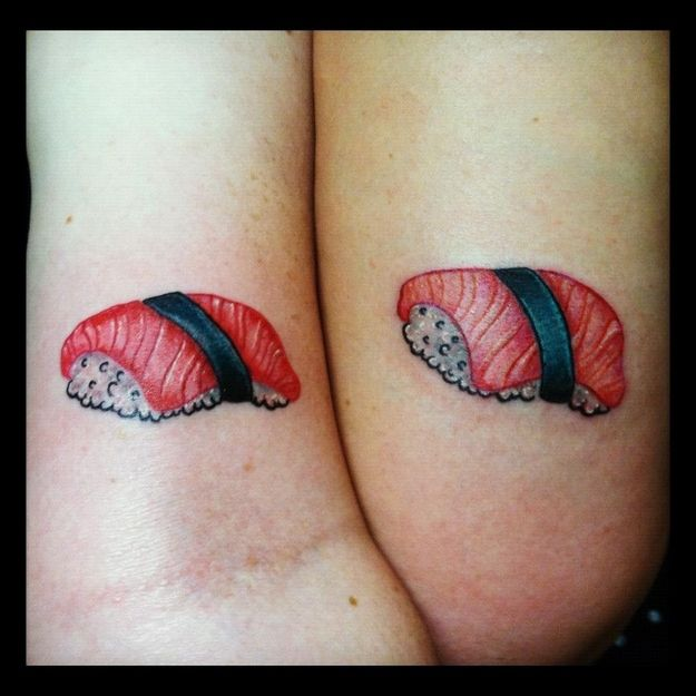 couple tattoos photo - 12