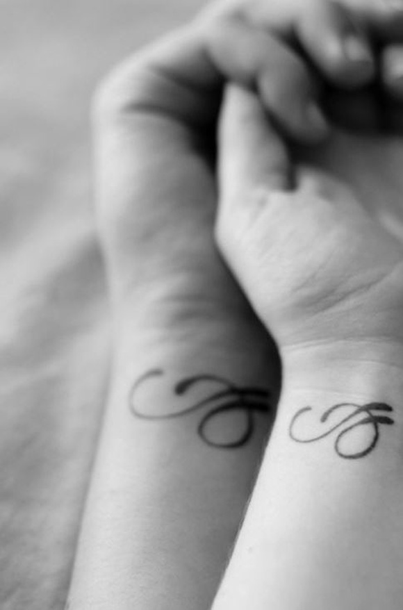 couple tattoos photo - 20