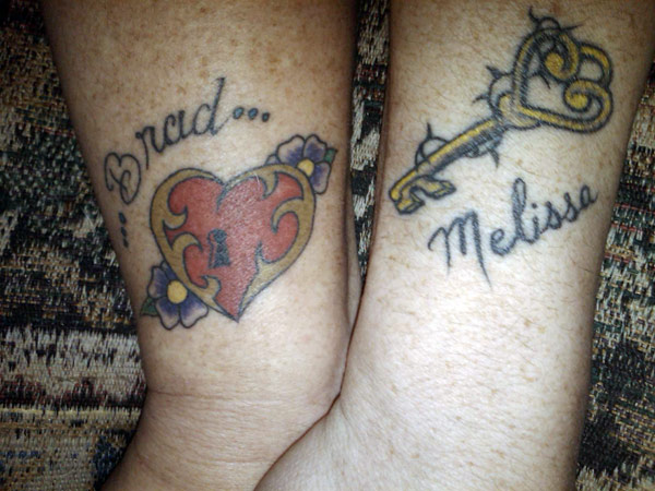 couple tattoos photo - 27