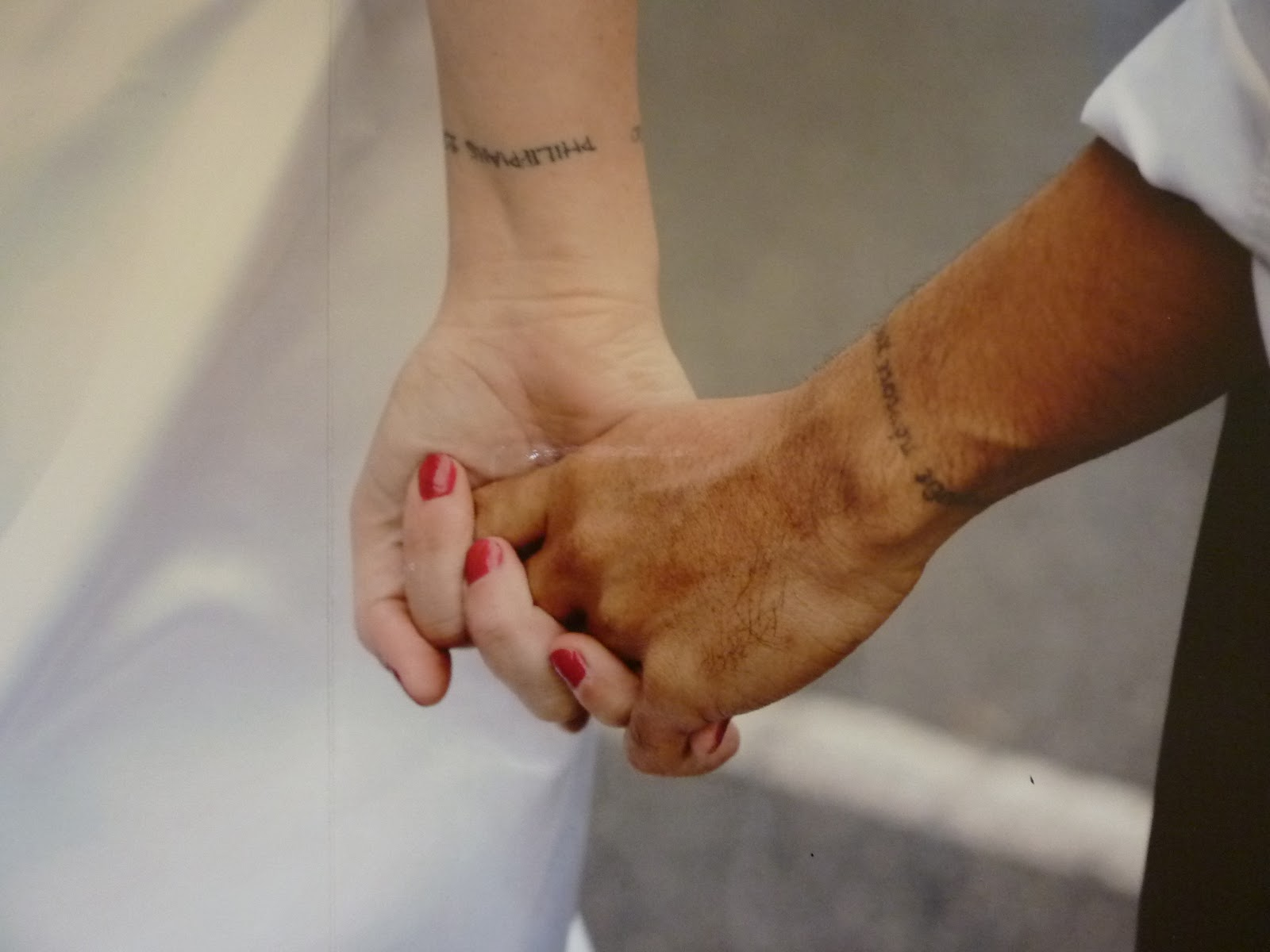 couple tattoos photo - 3
