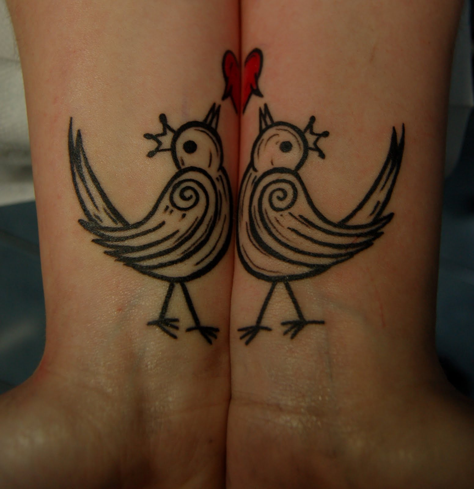couple tattoos photo - 36