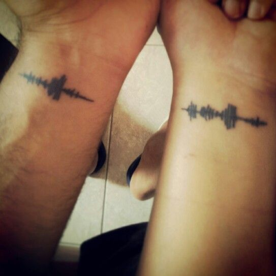 couple tattoos photo - 9