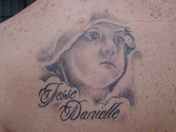 cupid cherub tattoos photo - 21
