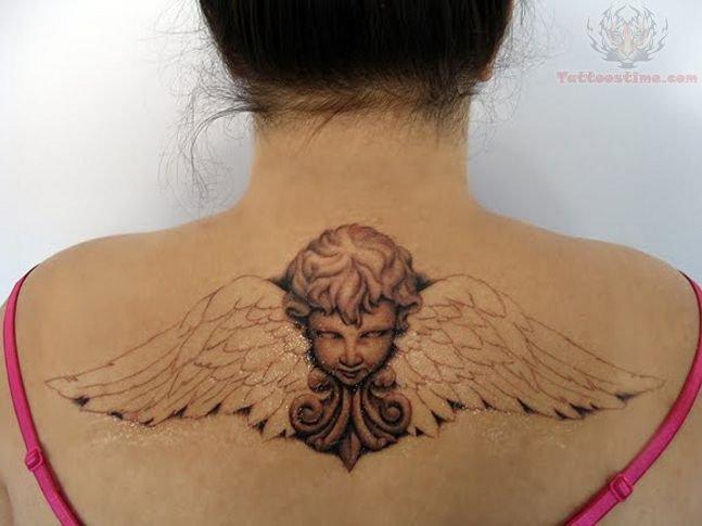 cupid cherub tattoos photo - 5