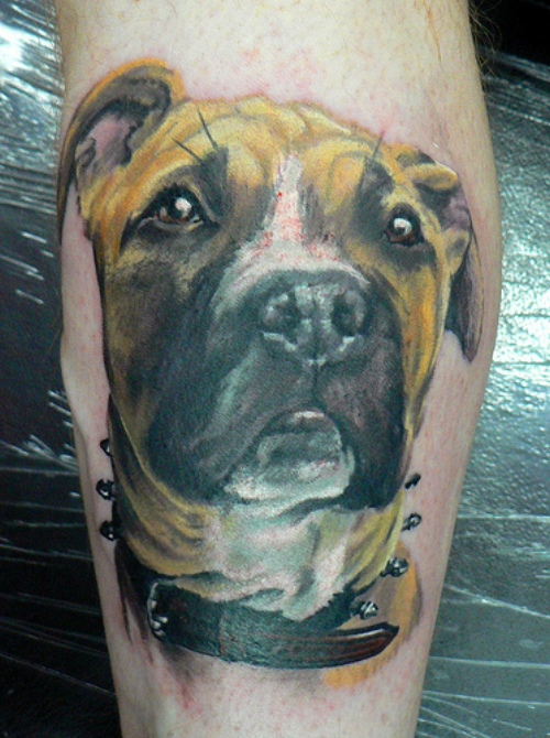 dog tattoos photo - 10