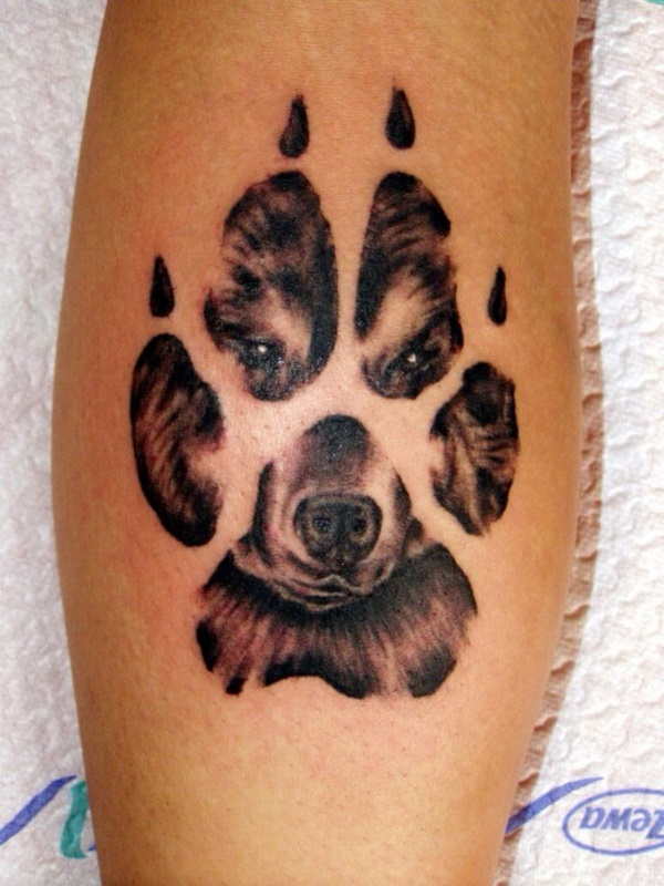dog tattoos photo - 22