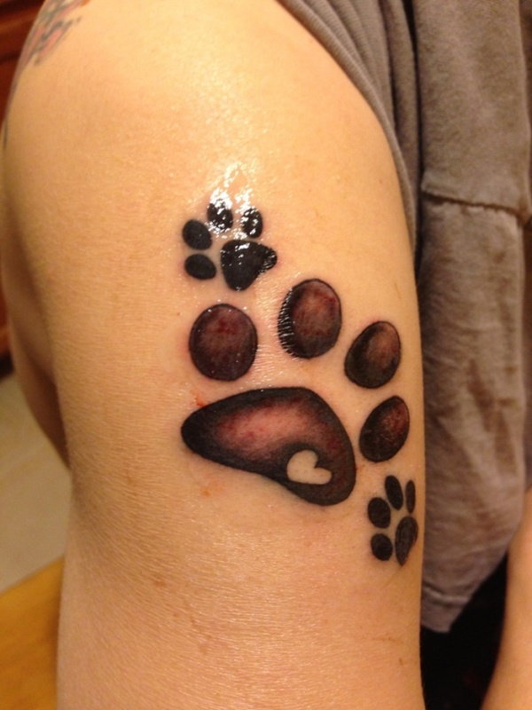 dog tattoos photo - 23