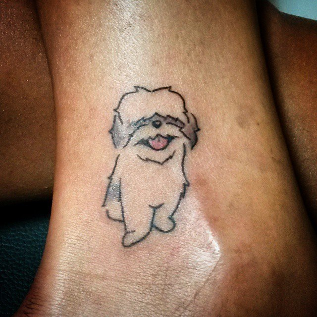 dog tattoos photo - 27