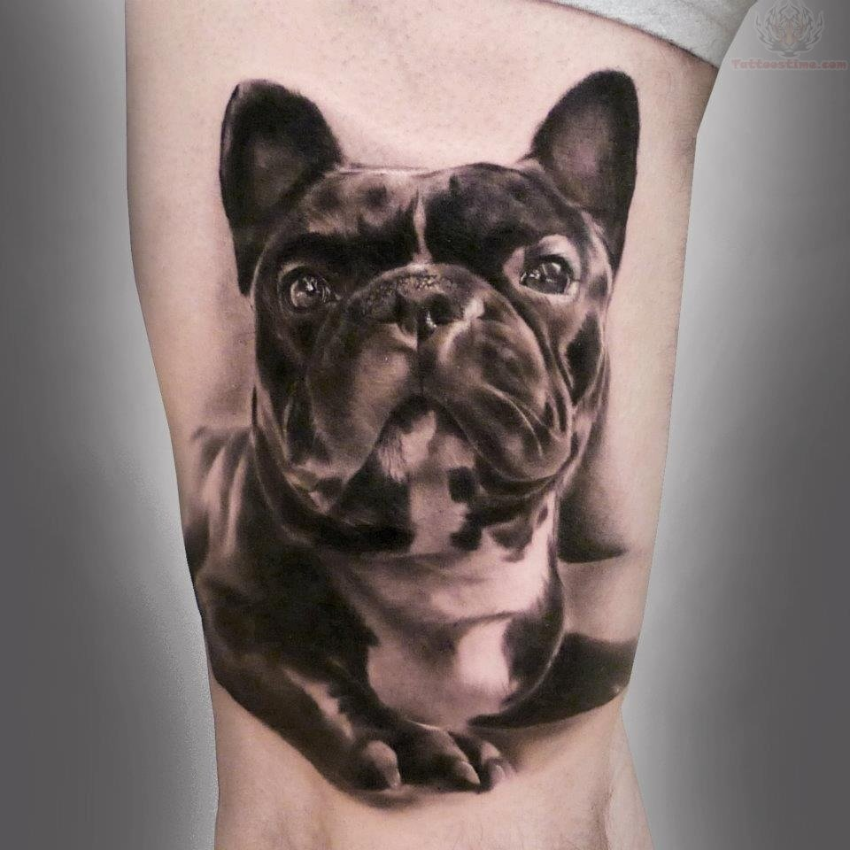 dog tattoos photo - 3