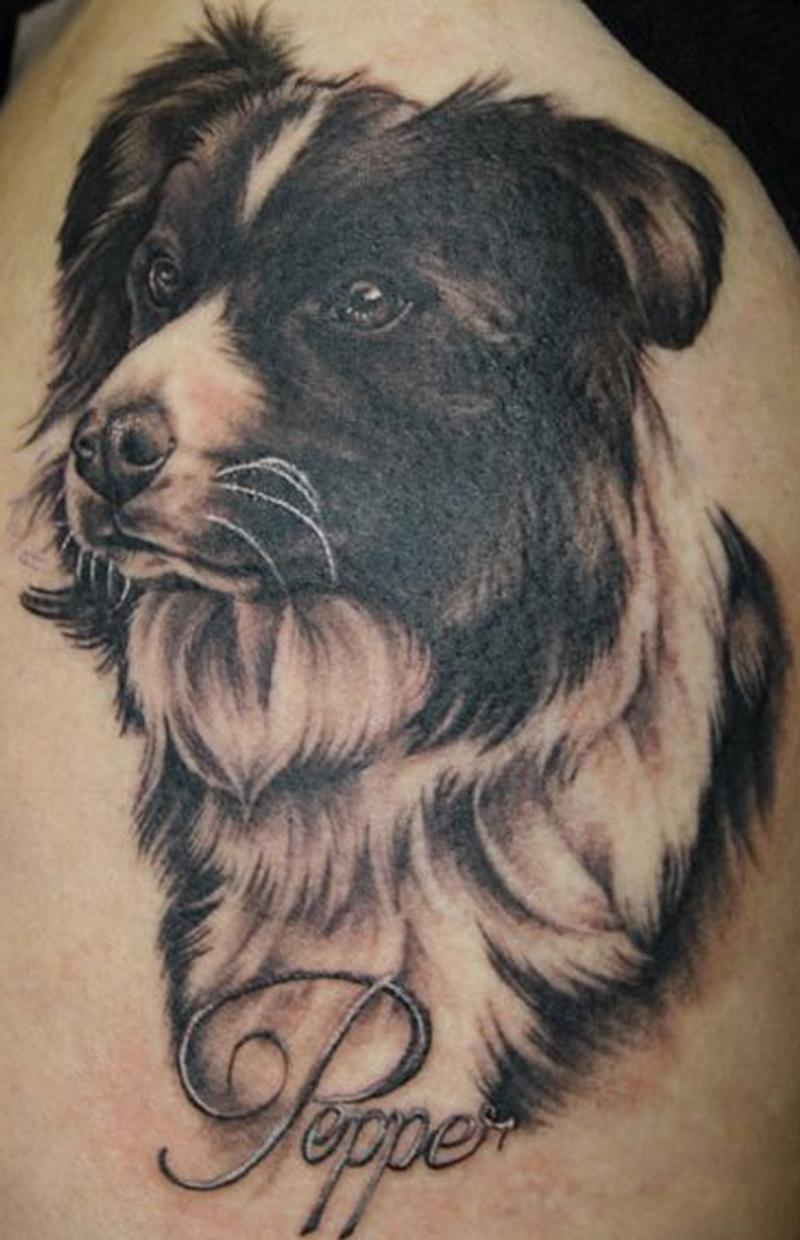 dog tattoos photo - 4