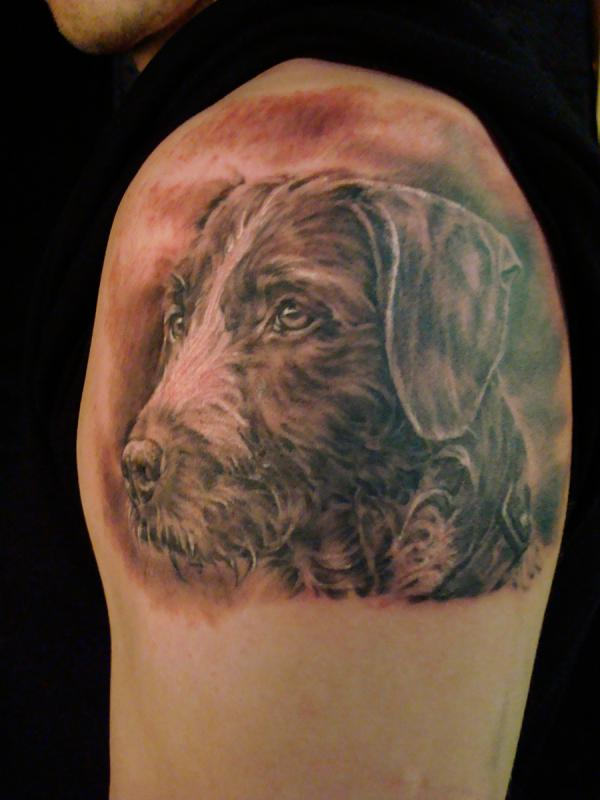dog tattoos photo - 7