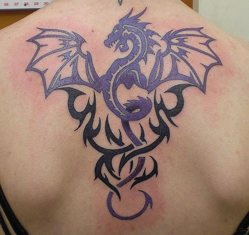 dragon tattoos photo - 19