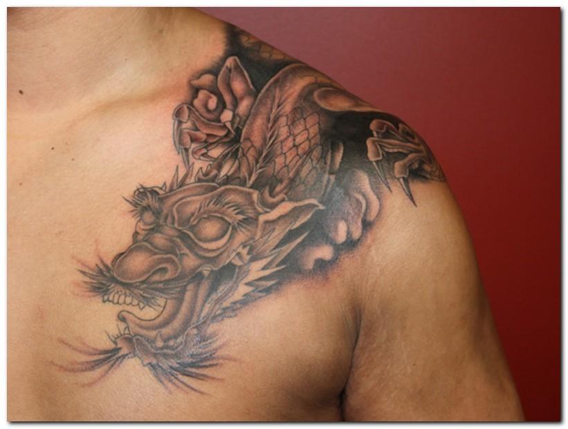 dragon tattoos photo - 20
