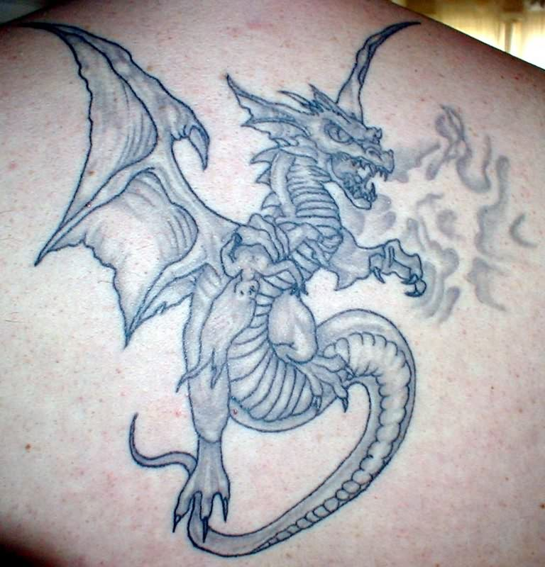 dragon tattoos photo - 23