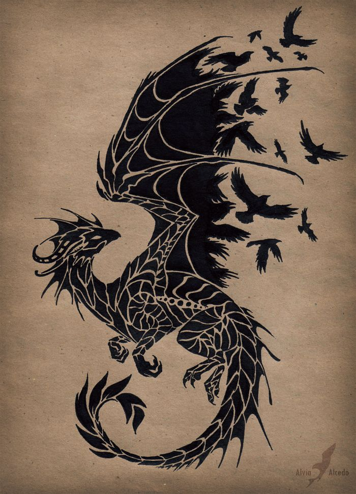 dragon tattoos photo - 28