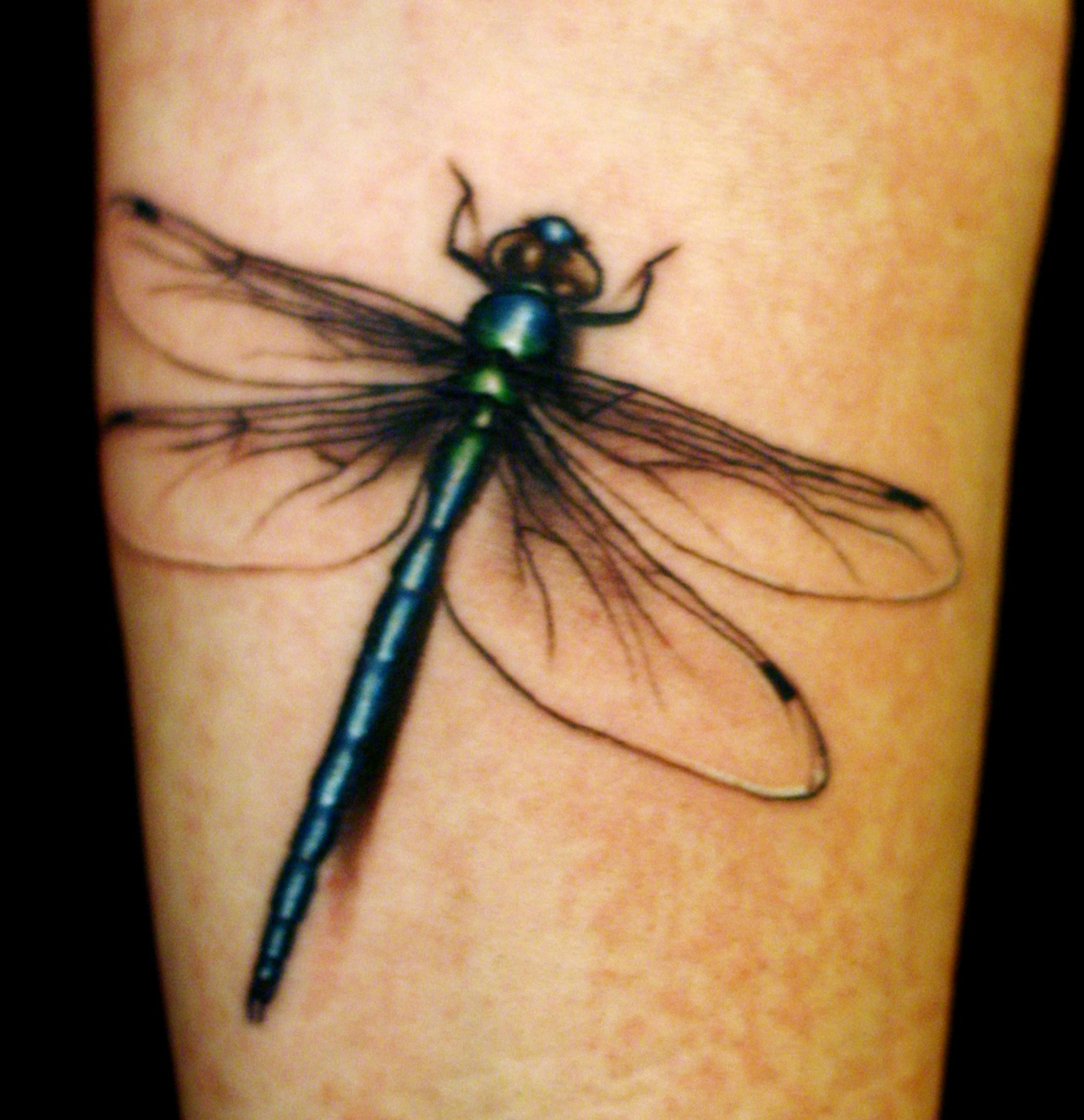 dragonfly tattoos photo - 1