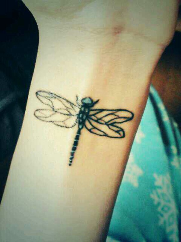 dragonfly tattoos photo - 14