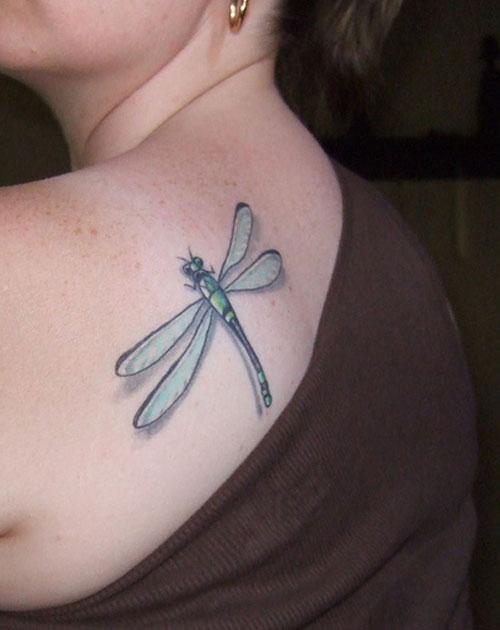 dragonfly tattoos photo - 18