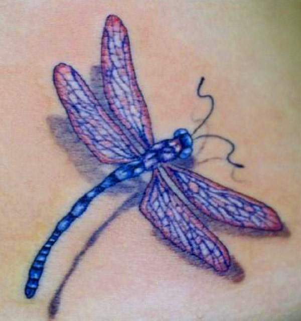 dragonfly tattoos photo - 2