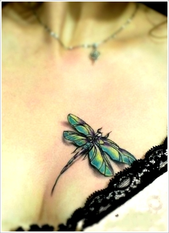dragonfly tattoos photo - 20