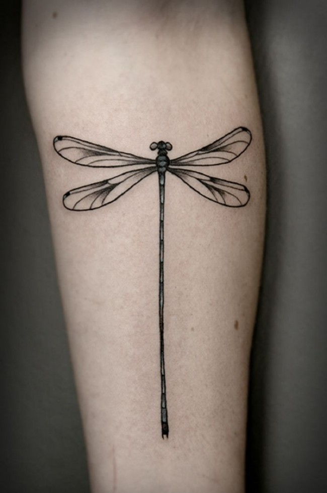 dragonfly tattoos photo - 26