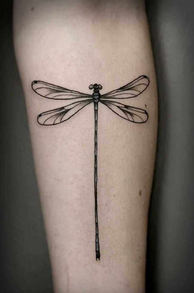 dragonfly tattoos photo - 26