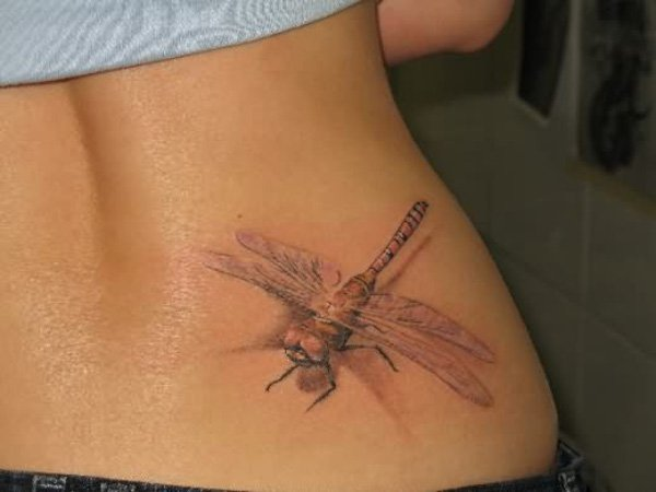 dragonfly tattoos photo - 28