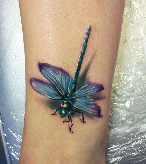 dragonfly tattoos photo - 3