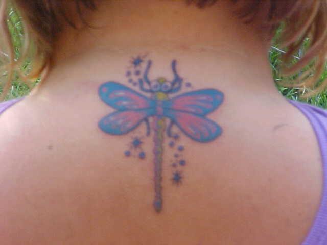 dragonfly tattoos photo - 4