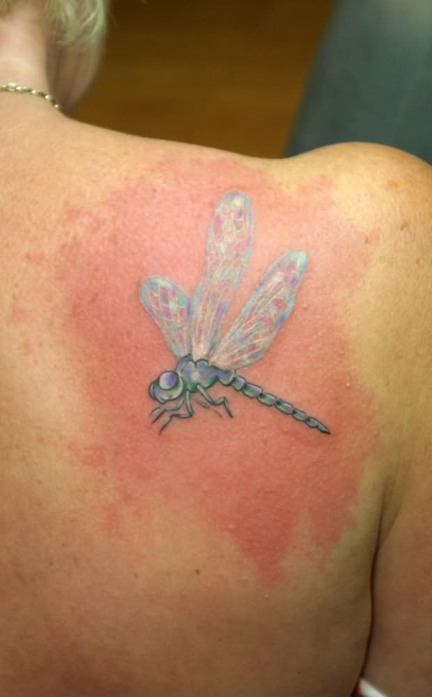 dragonfly tattoos photo - 44