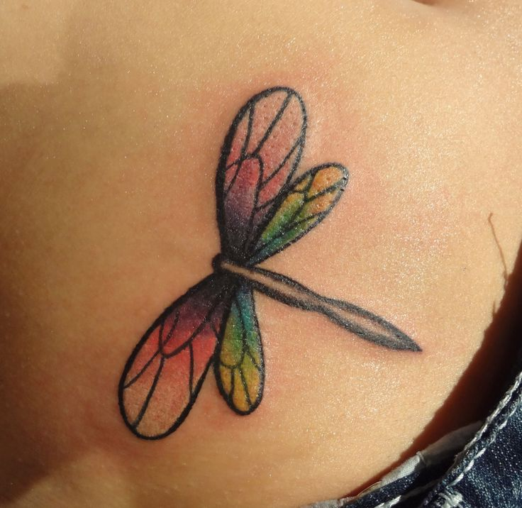 dragonfly tattoos photo - 9