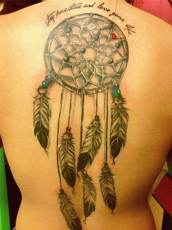 dream catcher tattoos photo - 21