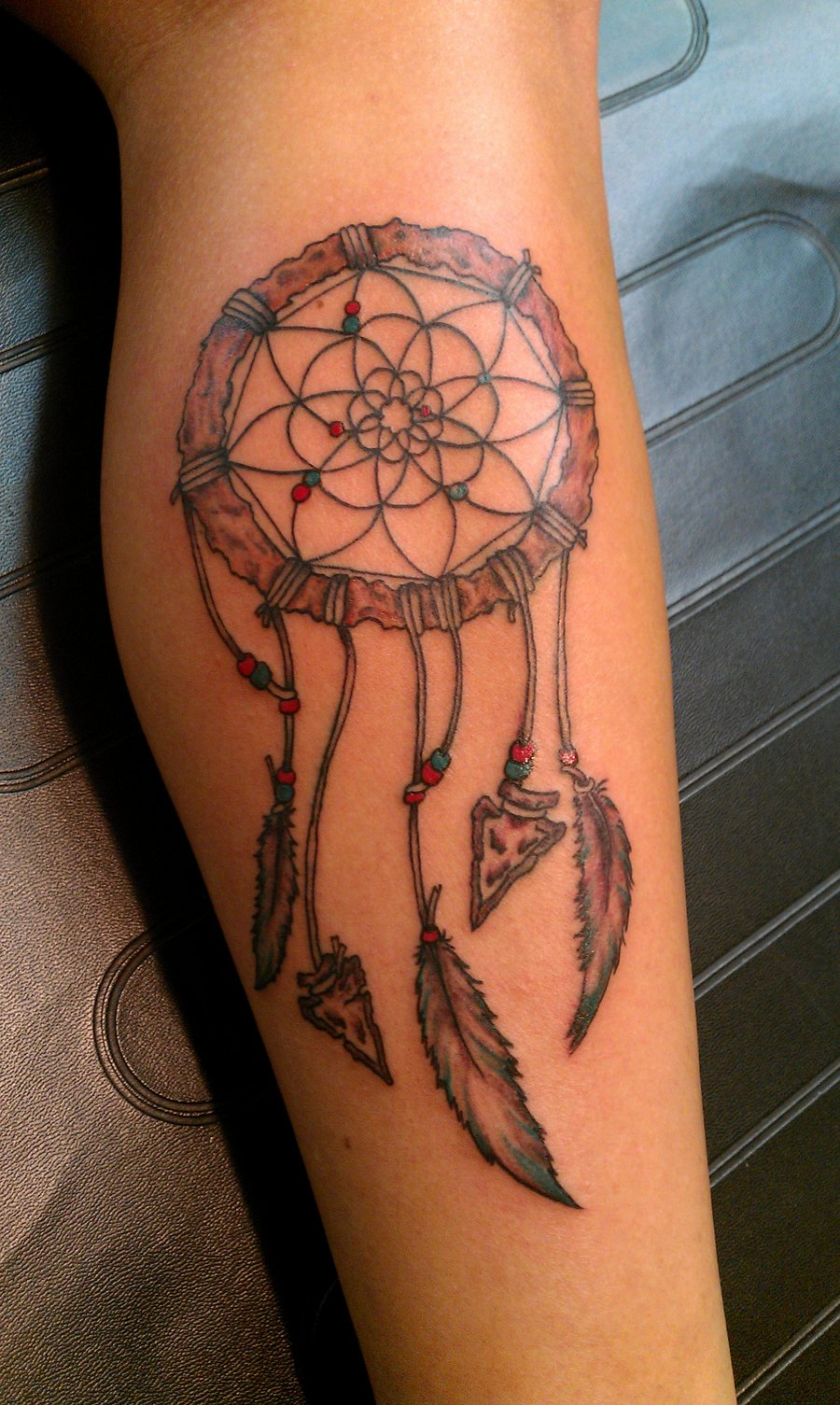 dream catcher tattoos photo - 33